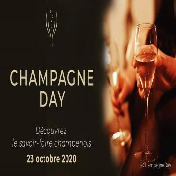 Prenons le temps de fêter les bonheurs du quotidien !  A l'occasion de la journée du Champagne, ouvrez une bouteille et trinquez avec ceux que vous aimez 🥰 #champagnedelaunoischanez #rillylamontagne #champagne #vigneronsindependants #champagnedevignerons #champagneday2020 #recoltantmanipulant #montagnedereims #champagnelover