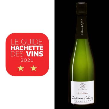 Notre Cuvée Sublime Brut obtient deux étoiles au Guide Hachette 2021 🌟🌟 Un vin remarquable 🤩🍾🥂 #champagnedelaunoischanez #rillylamontagne #champagne #vigneronsindependants #guidehachette #montagnedereims #champagnedevignerons #hve #recoltantmanipulant #pinotmeunier #pinotsnoirs #chardonnay 👉www.champagne-delaunois-chanez.fr